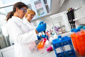 mujeres en ciencia y salud