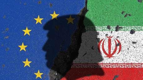 Irán a Europa