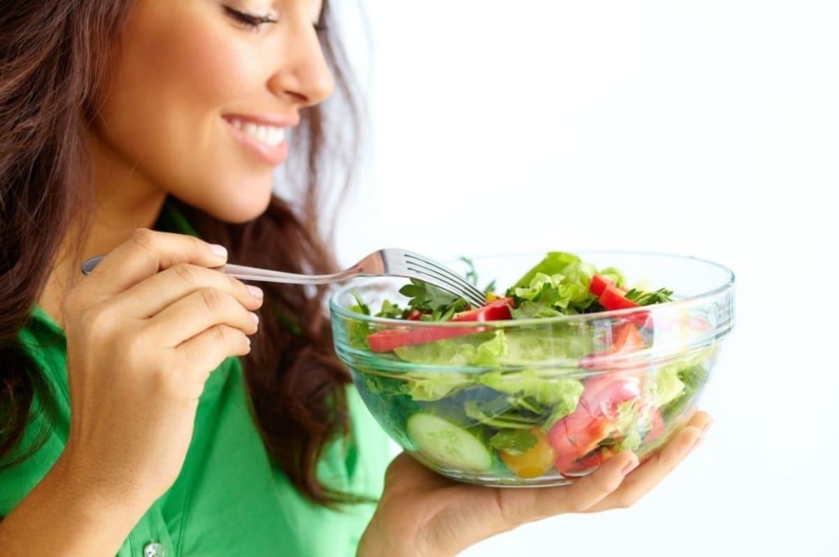 Dieta equilibrada alimentación saludable