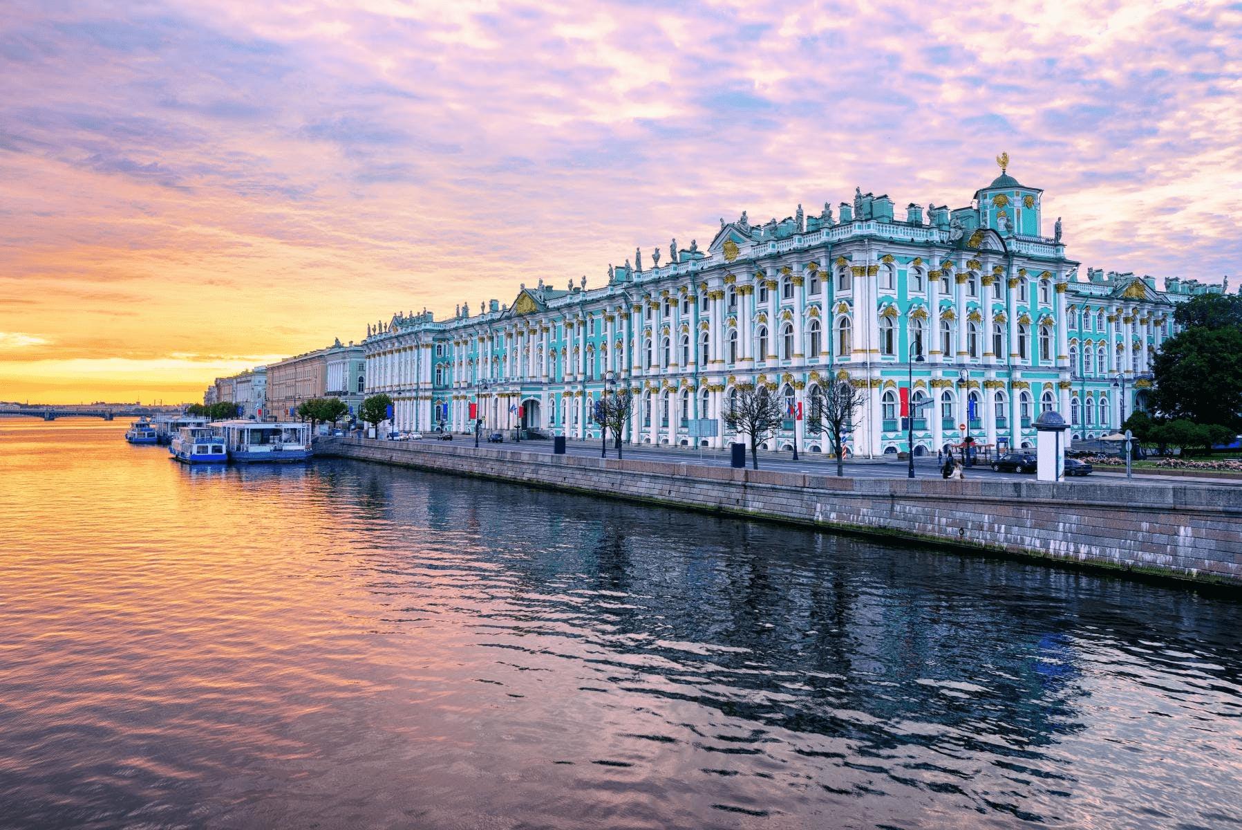 Museo Hermitage San Petersburgo visita guiada