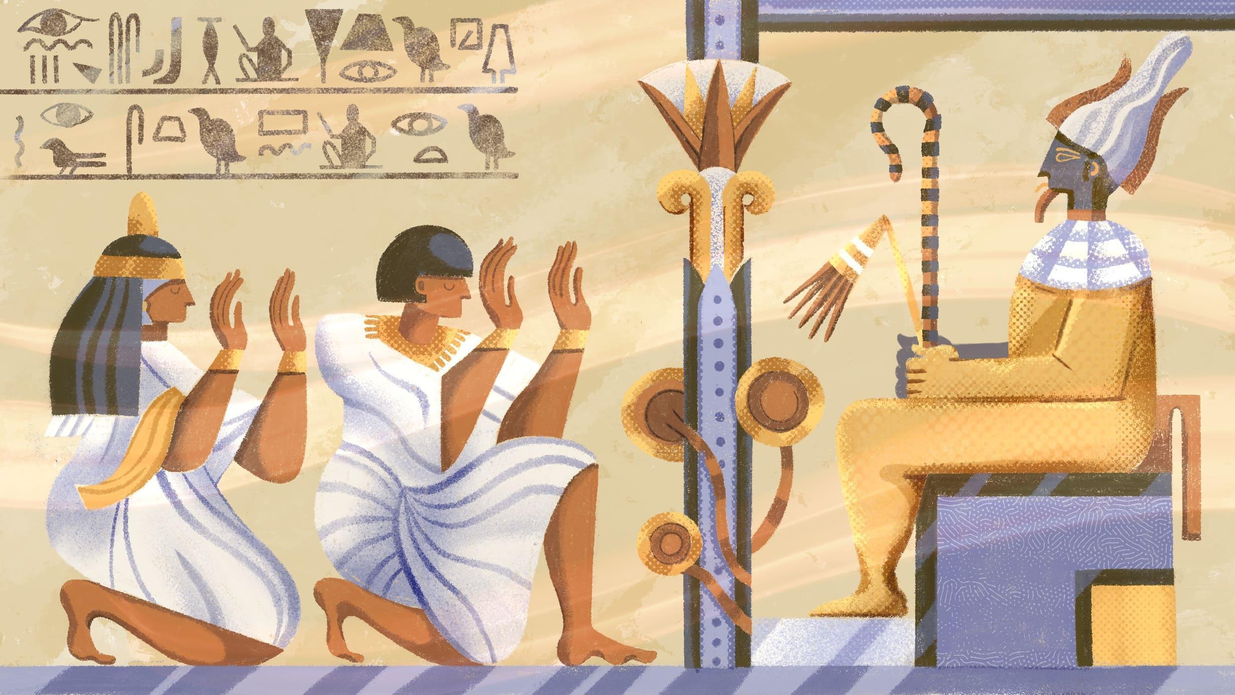 Tradiciones egipcias