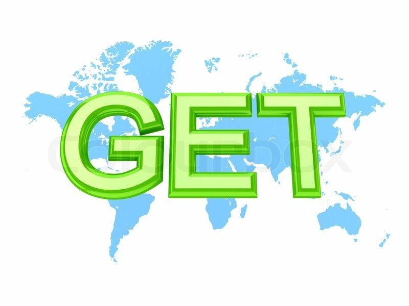 significado de get